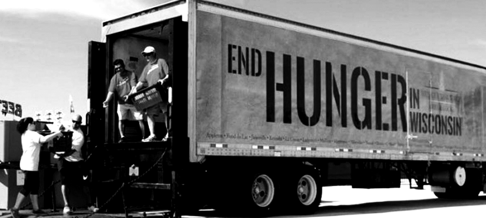 end hunger in wisconsin