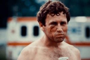 Rugby festival founder 'Papa' Joe Kloiber circa 1990.