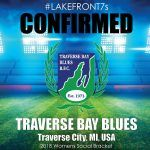 2018 Traverse Bay Blues, Traverse City, MI, USA
