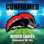 2018 Wisco Ladies, Milwaukee, WI, USA