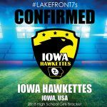 2018 Iowa Hawkettes, Iowa, USA