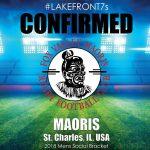 2018 MAORIS, St. Charles, IL, USA