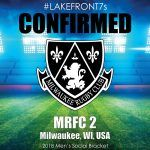 2018 MRFC 2, Milwaukee, WI, USA