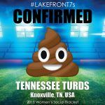 2018 Tennessee Turds, Knoxville, TN, USA