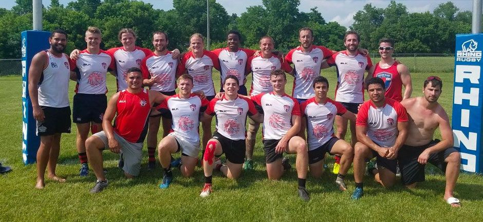 2018 madtown 7s champs the Chicago Blaze