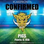 2018 Pigs, Peoria, IL, USA