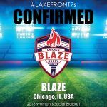 2018 Blaze, Chicago, IL, USA