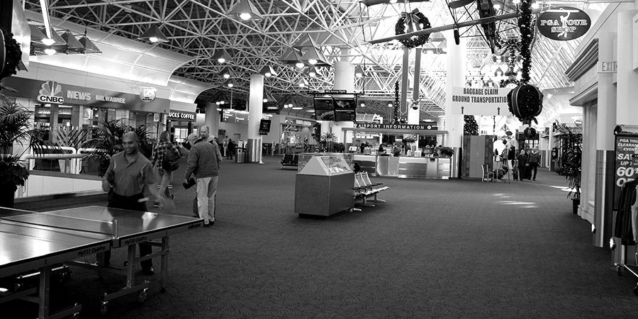 General Mitchell Airport — MKE