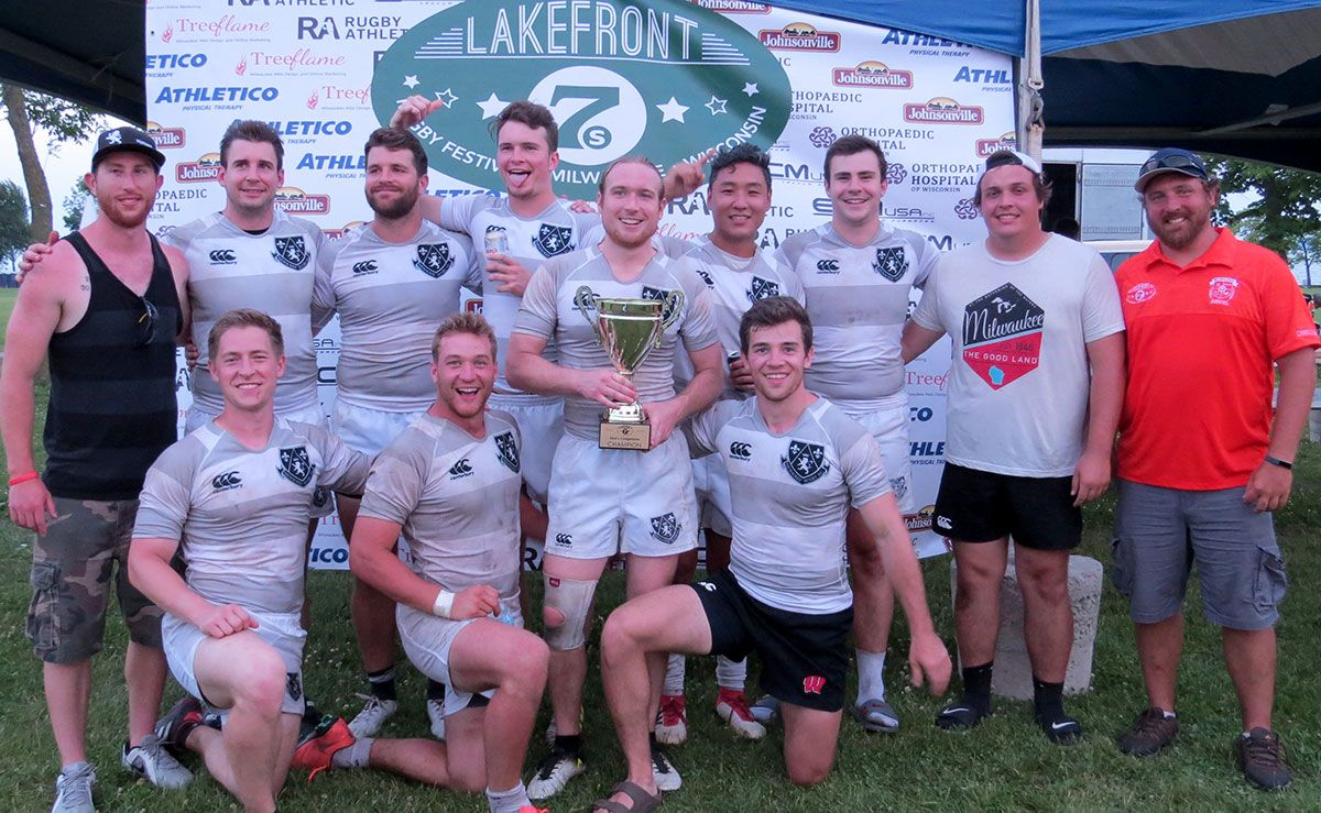 Men's Competitive Champs — Milwaukee RFC