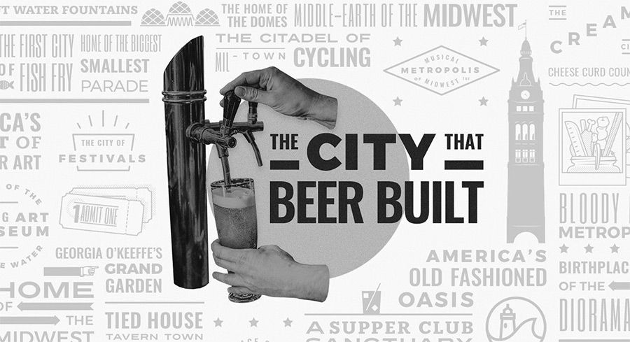 The city that beer built