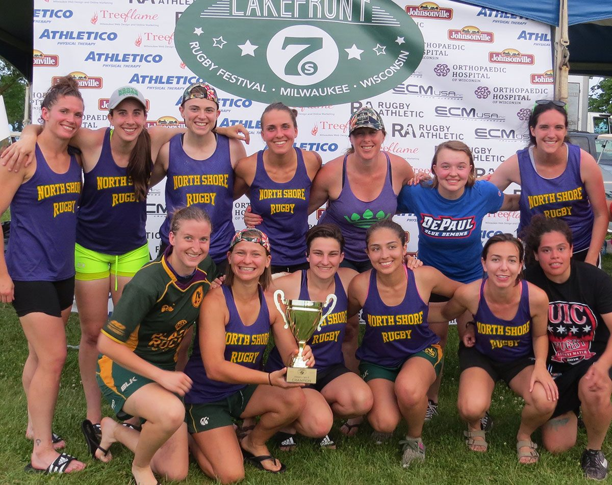 "Women's Open ""B"" Champs — Northshore"