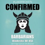 2019 High School Girls, Barbarians, Waukesha, WI, USA