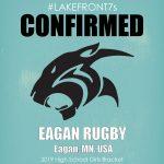 2019 High School Girls, Eagan Rugby, Eagan, MN, USA