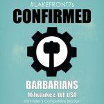 MC 2019, Barbarians, Milwaukee, WI, USA