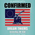 Men's Social 2019, Dream Thiems, Green Bay, WI, USA