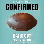 2019 MSS, Balls Out, Madison, WI, USA