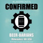 MSS 2019, Beer-Barians, Milwaukee, WI, USA