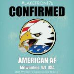 2019 WSS, American AF, Milwaukee, WI, USA