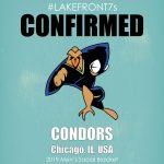 Mens Social 2019, Condors, Chicago, IL, USA