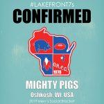 Men's Social 2019, Mighty Pigs, Oshkosh, WI, USA