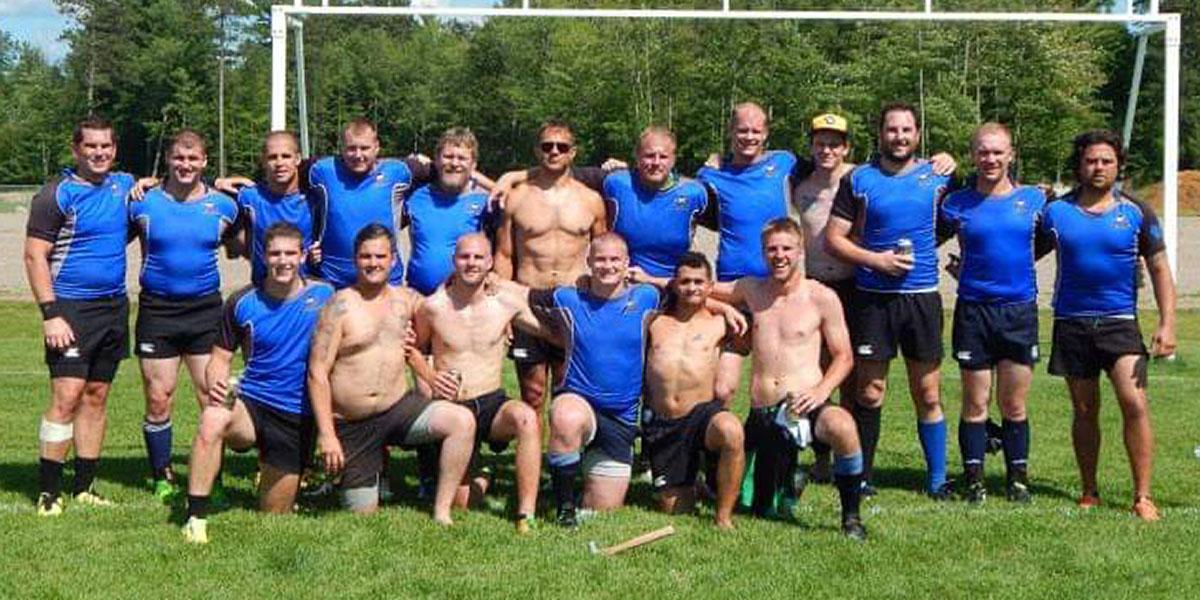 Black & Blue, Lumberjack 10s, summer rugby calendar