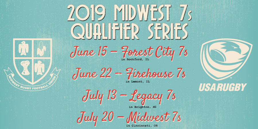 2019 midwest 7s qualifier series schedule