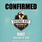 Mens Social 2019, Riot, Chicago, IL, USA
