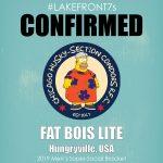 Men's Super Social 2019, Fat Bois Lite, Hungryville, USA