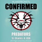 2019 High School Boys, Predators, St. Charles, IL, USA