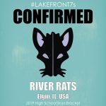 2019 High School Boys, River Rats, Elgin, IL, USA