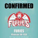 2019 High School Girls, Furies, Madison, WI, USA