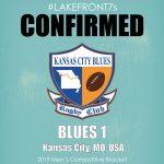 Mens Competitive 2019, Blues 2, Kansas City, MO, USA