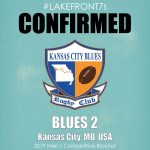 Mens Competitive 2019, Blues 1, Kansas City, MO, USA