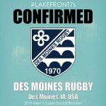Men's Super Social 2019, Des Moines Rugby, Des Moines, IA, USA