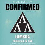 Men's Super Super Social 2019, Lambda Lambda Lambda, Hammond, IN, USA