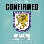 Women's Competitive 2019, Dragons, Davenport, IA, USA
