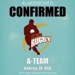 2019 High School Boys, A-Team, Ankeny, IA, USA