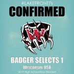 2019 High School Boys, Badger Selects 1, Wisconsin, USA