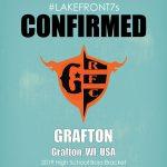 2019 High School Boys, Grafton, Grafton, WI, USA