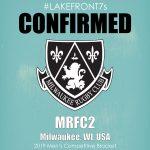 Mens Competitive 2019, MRFC2, Milwaukee, WI, USA