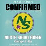 Women's Competitive 2019, North Shore Green, Chicago, IL, USA