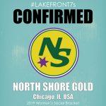 2019 Women's Social, North Shore Gold, Chicago, IL, USA