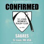 Women's Social 2019, Sabres, St. Louis, MO, USA