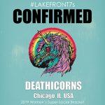 2019 Women's Super Social, Deathicorns, Chicago, IL, USA