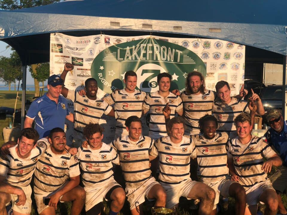 KC Blues, 2019 Men's Competitive Champions