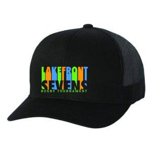 Apparel 2021 Black Ball Cap