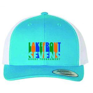 Apparel 2021 Blue Ball Cap