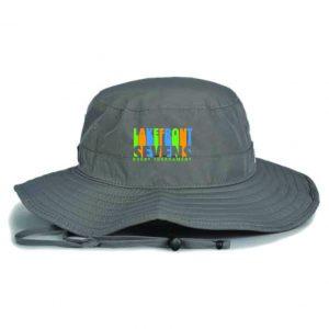 Apparel 2021 Grey Bucket Hat